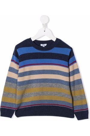 KNOT Viggo striped knit jumper