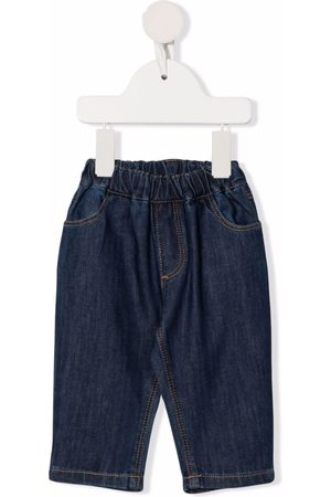 KNOT Paperbag waist jeans