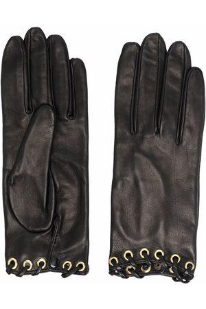 Manokhi Women Gloves - Ring-detail gloves