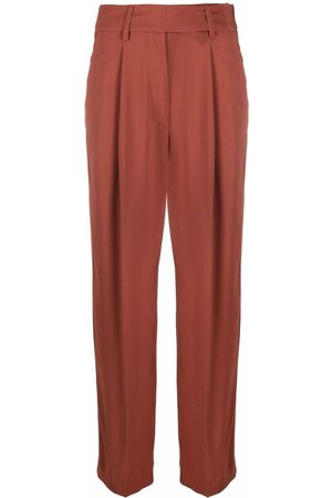 FORTE FORTE High-waisted flared pants