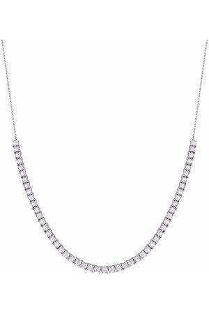 Dana Rebecca Designs 14kt white gold Ava Bea diamond tennis necklace