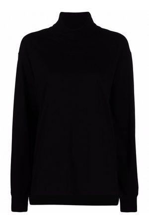 Alexander Wang Oversized turtleneck sweatshirt