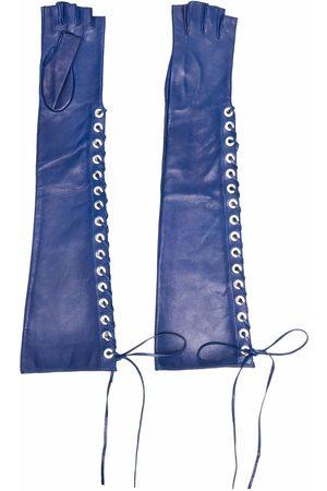 Manokhi Fingerless elbow gloves