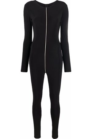 Alchemy Vertical-piped bodysuit