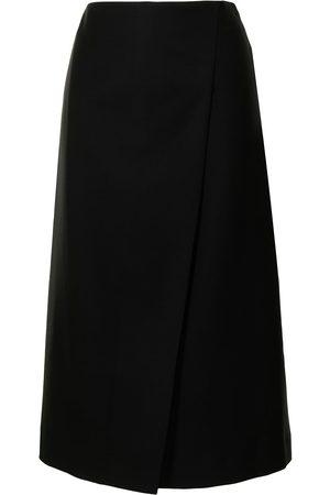 Joseph Sebela A-line midi skirt