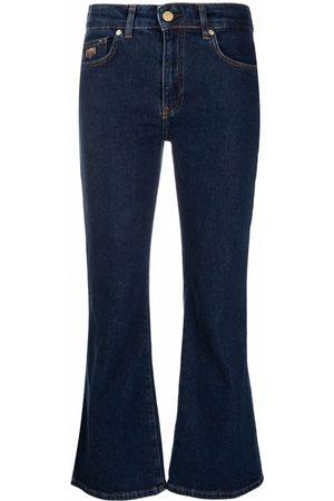 Chiara Ferragni Wide cropped leg trousers