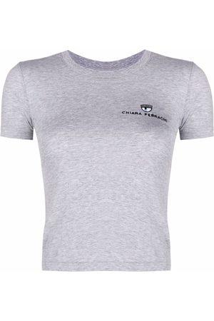 Chiara Ferragni Logomania crew-neck T-shirt