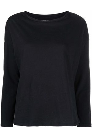 Majestic Long-sleeve fitted top