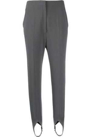 Nanushka Stirrup tapered leg trousers