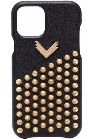 Manokhi Stud-embellished iPhone 12 Pro case