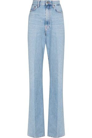 Made In Tomboy Women Straight - Erica high rise straight leg jeans