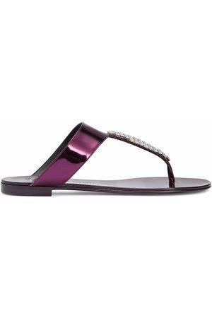 Giuseppe Zanotti Cleta crystal-embellished sandals