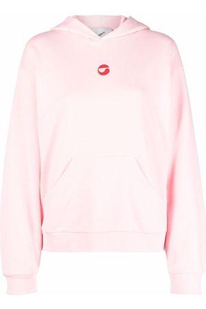 COPERNI Women Sweatshirts - Logo-print cotton hoodie