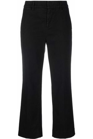 Dondup High-waisted flared trousers