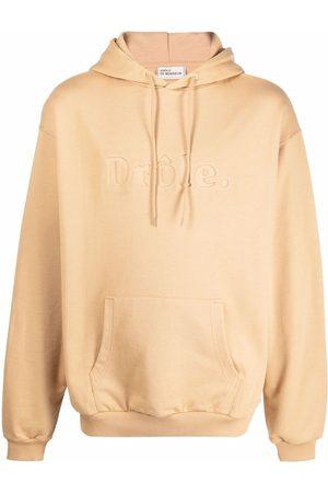Drôle de Monsieur Men Sweatshirts - Embossed logo hoodie