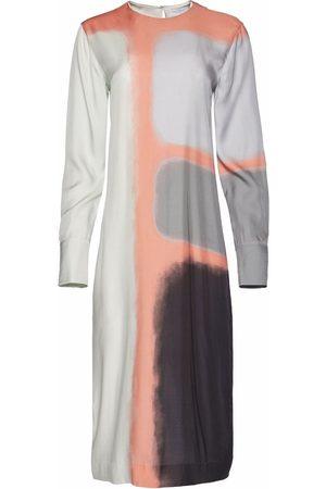 Equipment Nadaleine abstract-pattern dress
