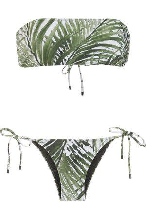 OSKLEN Women Bikinis - Breeze printed bikini set