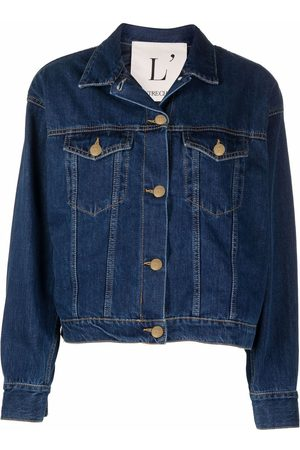L'Autre Chose Classic denim jacket
