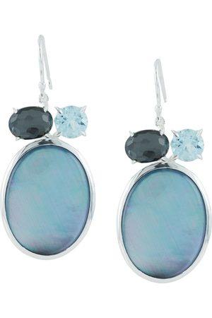 Ippolita Luce 3-stone drop earrings