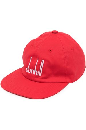 Dunhill Men Hats - Embroidered-logo cap