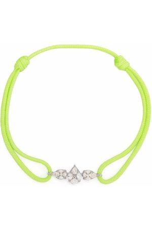 DJULA 18kt white gold Delicatesse diamond bracelet