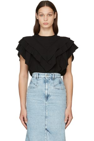 Isabel Marant Heaven Short Sleeve Blouse