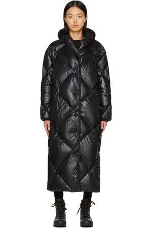 Moncler Down Cotonniere Coat