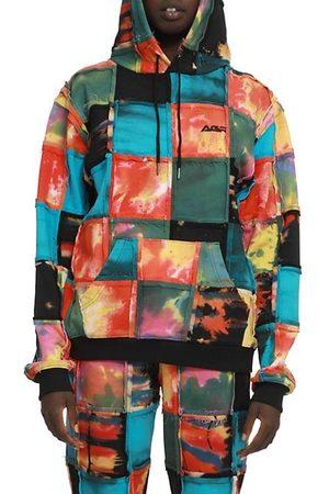AGR Women Jumpers - Patchwork Pullover Hoodie