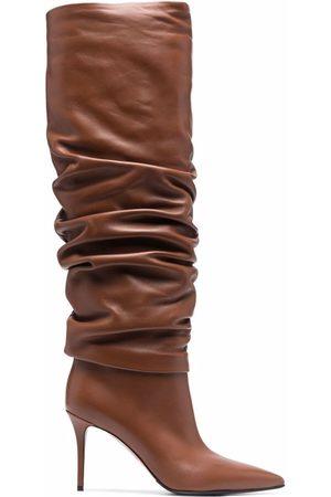 LE SILLA Eva ruched boots