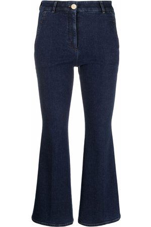 Incotex Women Bootcut & Flares - Cropped flared jeans