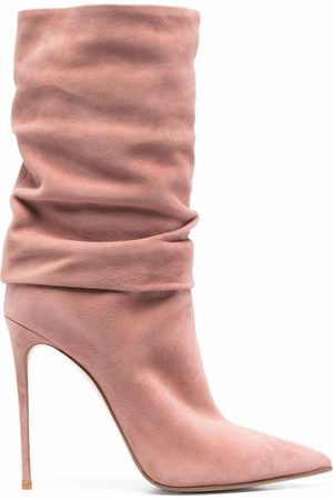 LE SILLA Eva ruched ankle boots