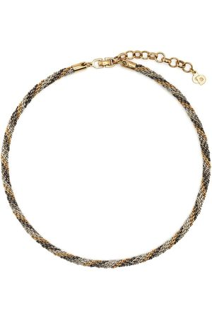 Dior Women Necklaces - 1970s pre-owned twisted popcorn chain choker