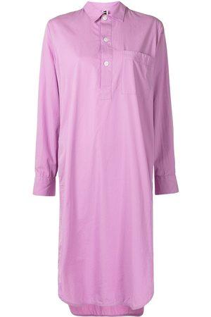 Tekla Poplin night shirt