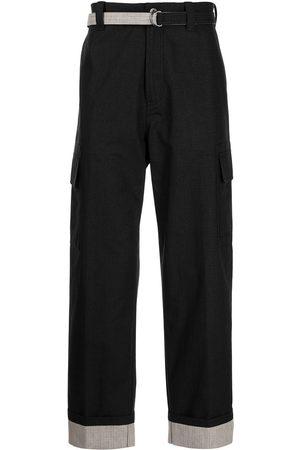 CRAIG GREEN Straight-leg cargo trousers
