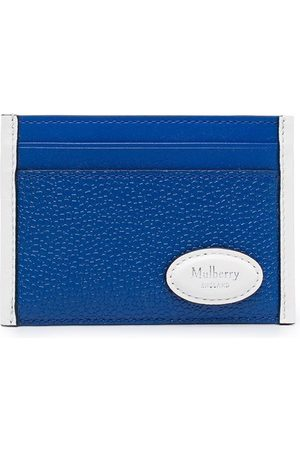 MULBERRY Logo-patch card holder