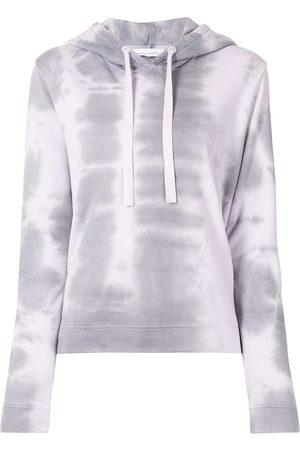 Ninety Percent Women Jumpers - Drawstring organic cotton hoodie