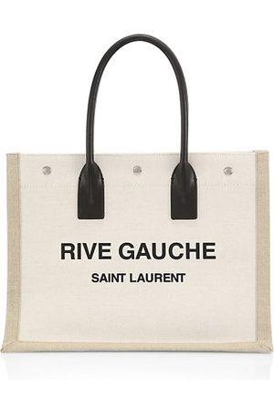 Saint Laurent Women Handbags - Small Rive Gauche Tote