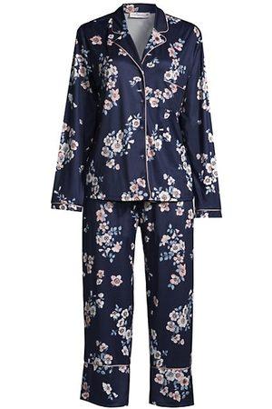 In Bloom Allie Floral Pajama Set