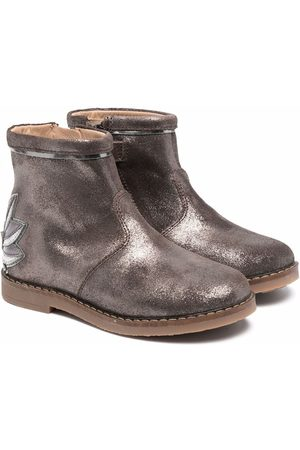 Pom d'Api Metallic-trim boots