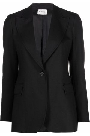 P.a.r.o.s.h. Fitted single-breasted blazer