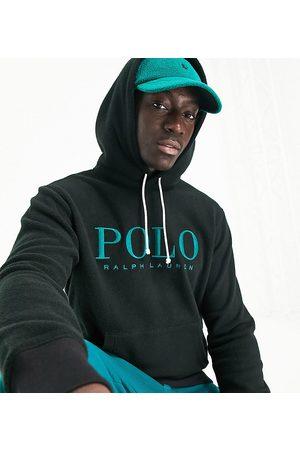 Polo Ralph Lauren X ASOS exclusive collab polar fleece hoodie in with chest logo