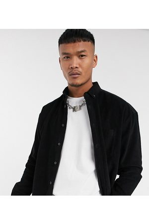 ASOS 90's oversized cord shirt in