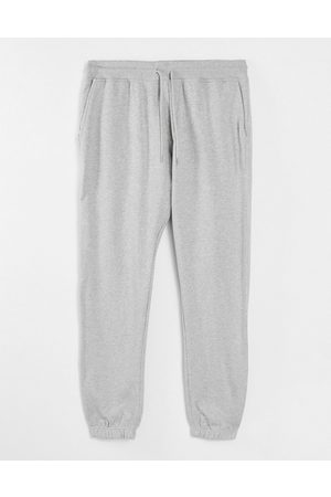 SELECTED Co-ord joggers in light