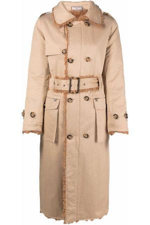 Urban Code Reversible trench coat