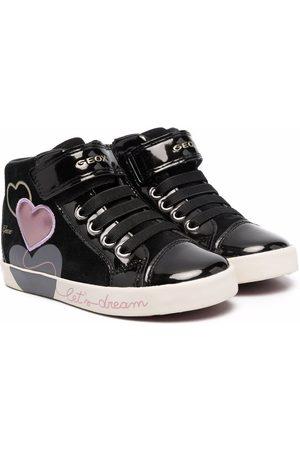 Geox Heart high-top sneakers