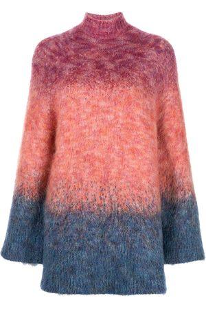 The Attico Desert sunset knitted jumper