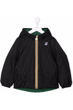 K-Way Long-sleeve padded jacket