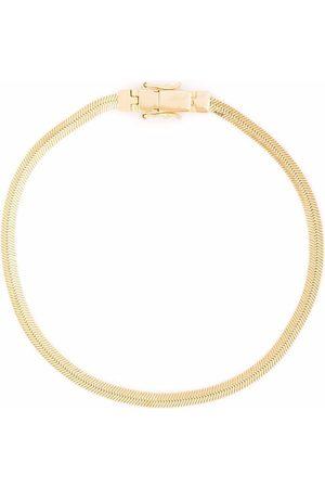 TOM WOOD Herringbone chain bracelet