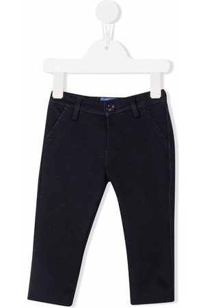 FAY KIDS Baby Chinos - Mid-rise slim-fit chinos