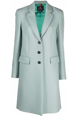 Paul Smith Notched-lapels single-breasted coat